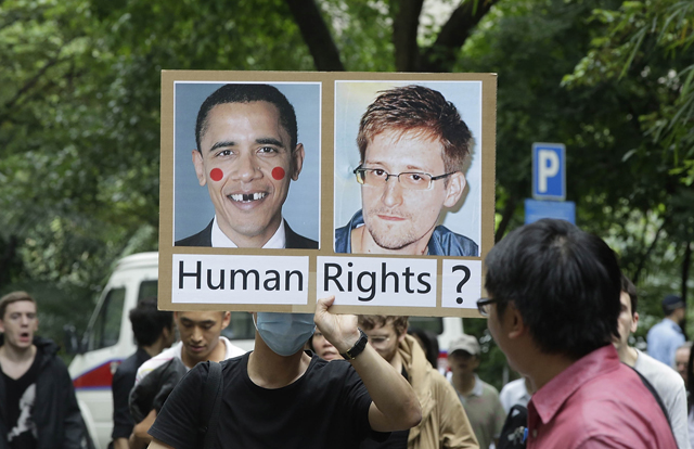Iceland Government Introduce Bill to Grant Edward Snowden Asylum