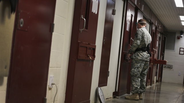 Guantanamo bay, prison, terrorist