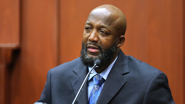 tracy martin, george zimmerman, trial
