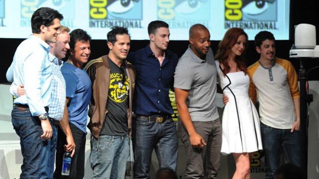 """Kick-Ass 2"" And ""Riddick"" Panels - Comic-Con International 2013"