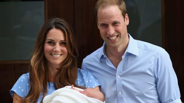 Kate Middleton, Royal Baby Name, Revealed, Announced, Prince William, Baby Cambridge, Duchess, Duke, Kensington Palace, Buckingham Palace, CNN