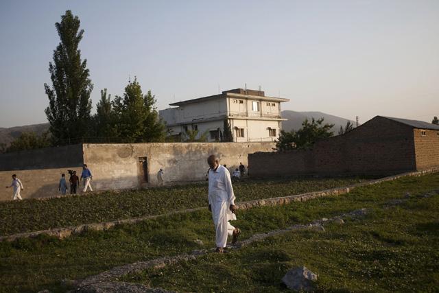 osama bin laden, abbottabad, pakistan, raid,