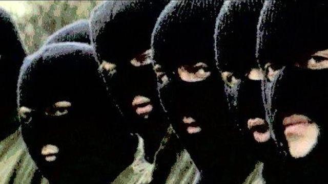 criminals, masks