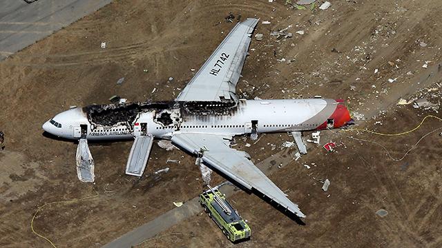 Boeing 777, crash, plane crash, NTSB, San Francisco