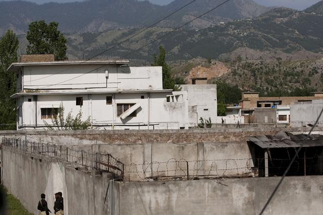 Osama bin Laden, raid, killed, abottabad, pakistan, compound