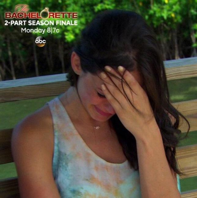 Juan Pablo, Ali Fedotowsky, Bachelorette, Season 9, Brooks, Dumps, Des, Desiree Hartsock, Heartbroken, Finale, Two-Part, Part One