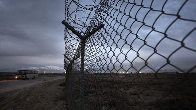 prison, fence, jail