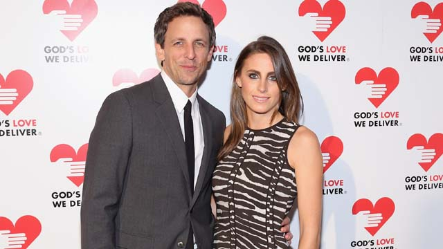 Michael Kors, Golden Heart Gala, Seth Meyers, Engaged, Alexi Ashe, Lawyer, SNL