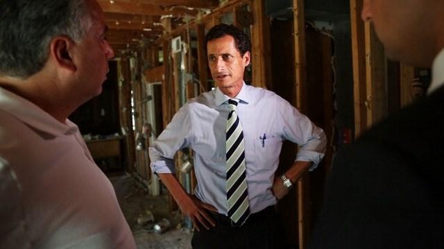 Mayoral Candidate Anthony Weiner, Anthony Weiner Poll