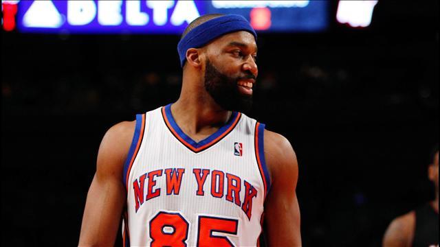 Baron Davis New York Knicks