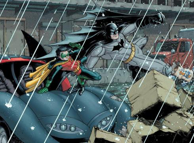 Grant Morrison Batman and Robin
