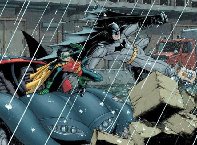 Grant Morrison Batman and Robin