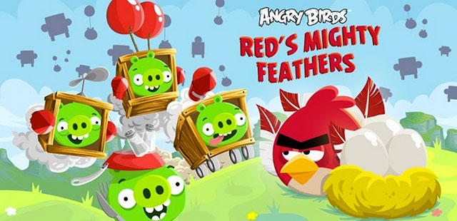 best android games angry birds