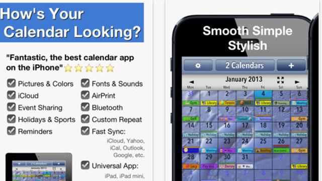 best calendar apps for iphone pocketlife calendar
