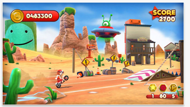 best console quality games for ios joe danger