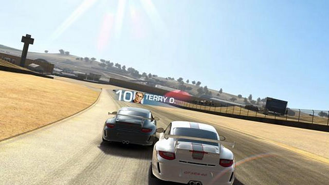 best console quality games for ios real racing 3