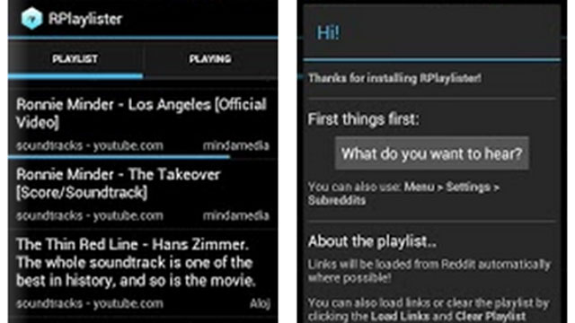best reddit apps for android rplaylister