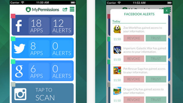 best utility apps for iphone mypermissions