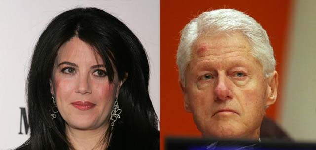 Bill Clinton, Linda Tripp, Monica Lewinsky, Intern, Hillary Clinton, Chelsea Clinton, Campaign, Sex Scandal, Affair, Impeach, President of the United States, Intern, Sex Tape, Audio, National Enquirer