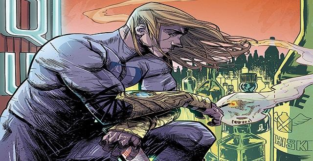 buzzkill dark horse comics