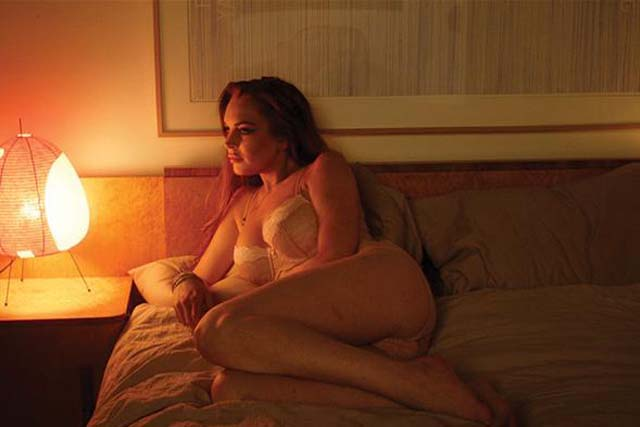 Lindsay Lohan, The Canyons, James Deen, Sex, Naked, Nude, Movie Trailer