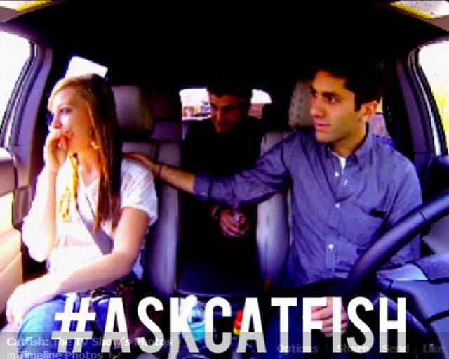 Catfish, Hashtag, Nev, Host, Real, AskCatfish, MTV, Show, Catfish