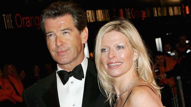 Charlotte Bronsan, Alex Smith, Charlotte Smith, Secret Wedding, Pierce Brosnan, Bella Smith, Facebook, Wed, Cancer, Death, Dies