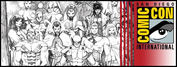 marvel break into comics san diego comic con
