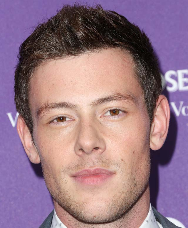 Lea Michele, Joe Monteith, Shaun, Ann, Cory Monteith, Glee, Cast, Viewing, Hospital, Cremated, Cremation, Died, Death, Autopsy, Heroin