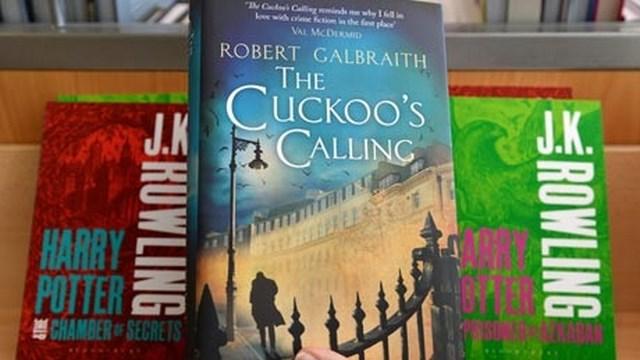 J.K. Rowling, The Cuckoo's Calling BooK Sales