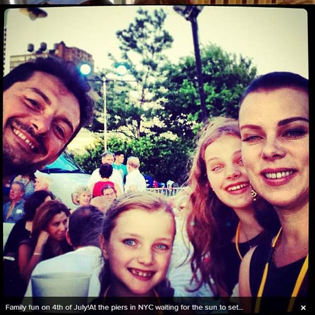 Debi Mazar, Entourage, Happy 4th of July, Instagram
