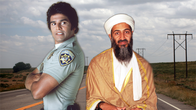Osama bin Laden, abbottabad commission, document, speeding, traffic stop, police, stop, leak, leaked, pakistan, fugitive, hunt, manhunt,