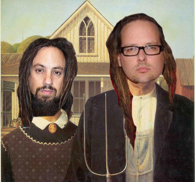Korn, corn, nu-metal, paradigm shift