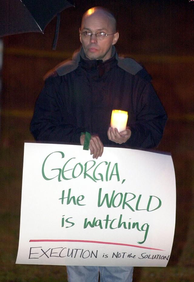 georgia death penalty