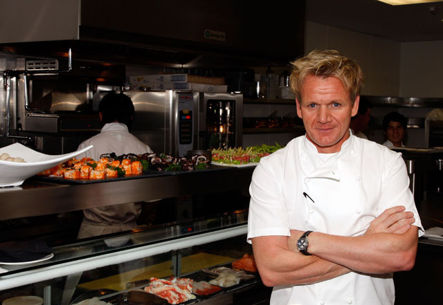 masterchef arrested, Gordon Ramsay