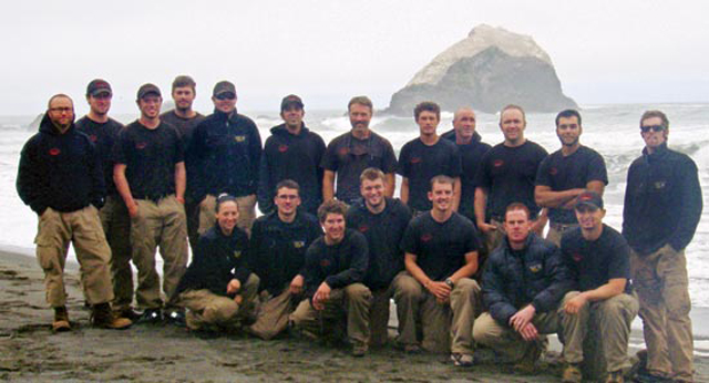 Yarnell Hill Firefighters Names: Granite Mountain Hotshots
