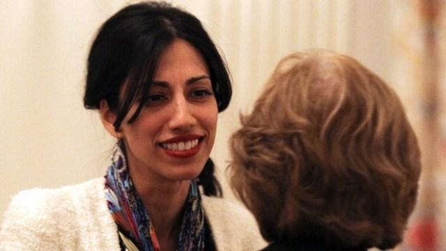 Human Abedin Anthony Weiner, Anthony Weiner Wife