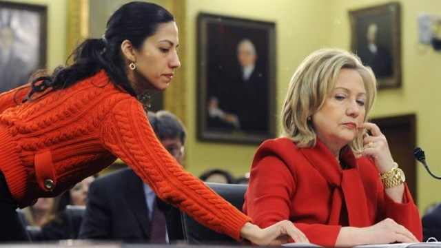 Hillary Clinton, Huma Abedin Hillary Clinton