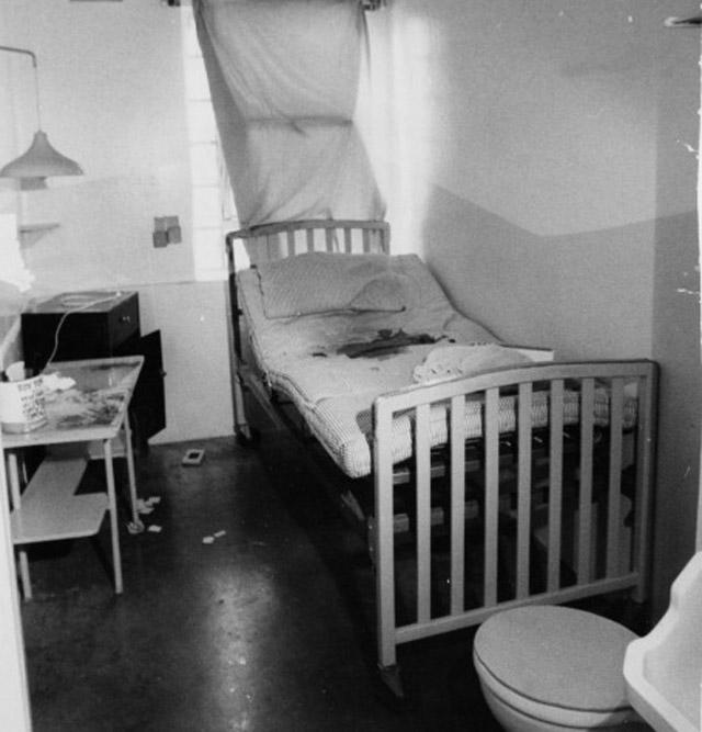 Albert DeSalvo's Cell At Walpole Prison