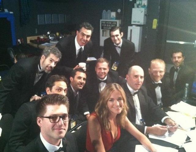 Molly McNearney, Jimmy Kimmel, Jimmy Kimmel Live, Writer, Emmy, Wife, Wedding, Marries
