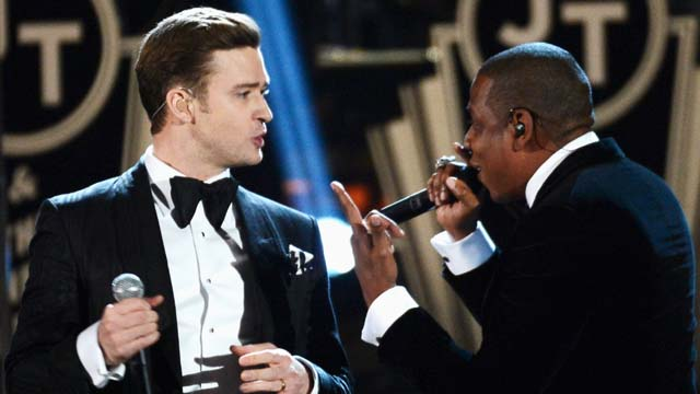 Jay-Z, Beyonce, MTV, Video Music Awards, Justin Timberlake, Suit & Tie, Mirrors, Six Nominations, VMA, Nominations, Miley Cyrus, Taylor Swift, Selena Gomez, Justin Bieber, The Wanted, One Direction, Bruno Mars, Macklemore, Rihanna