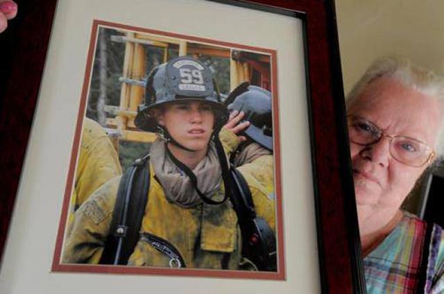 Kevin Woyjeck granite mountain hotshot yarnell firefighter