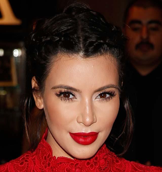 Kim Kardashian, Out of Hiding, Baby North West, North West, Kanye West, Paparazzi, Baby Photos, Kris Jenner