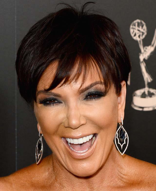 Kris Jenner, Talk Show, Kris Jenner Show, Kim Kardashian, Kanye West, Fake Baby, Fools Audience, Kimye, North West, YouTube