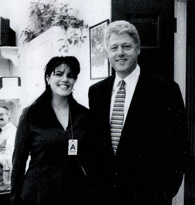 Bill Clinton, Linda Tripp, Monica Lewinsky, Intern, Leaked, Secret, Hillary Clinton, Chelsea Clinton, Campaign, Sex Scandal, Affair, Impeach, President of the United States, Intern, Sex Tape, Audio, National Enquirer