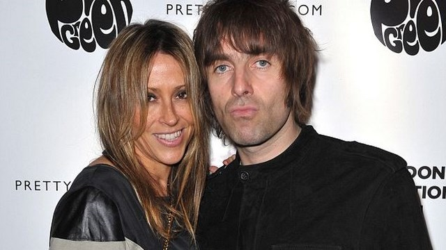 Liam Gallagher, Nicole Appleton