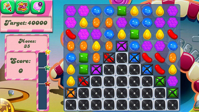 Candy Crush candy tip