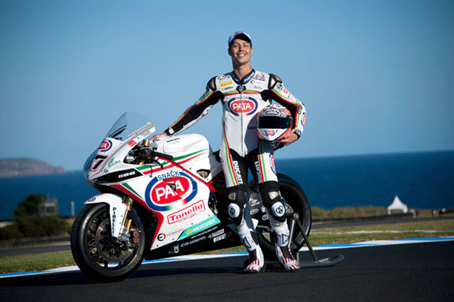 Lorenzo Zanetti was the other rider involved in the accident.