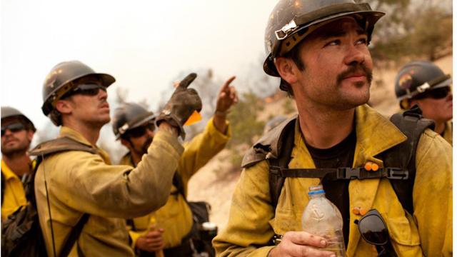 Chris Mackenzie firefigher hotshot arizona yarnell