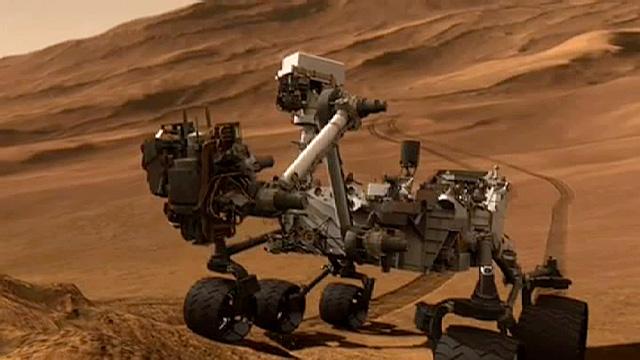 Mars, Mars Atmosphere